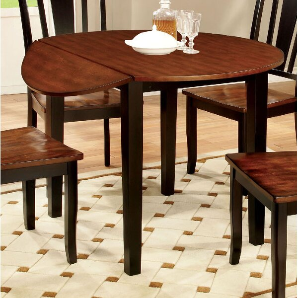 Balfor Drop Leaf Dining Table by Alcott Hill