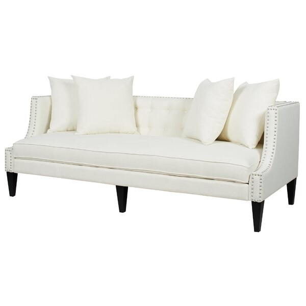 Tudor Sofa by House of Hampton