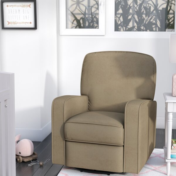 Hemington Swivel Reclining Glider by Viv + Rae