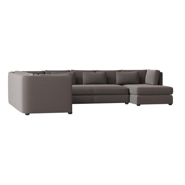 Monroe Sectional By Wayfair Custom Upholstery™
