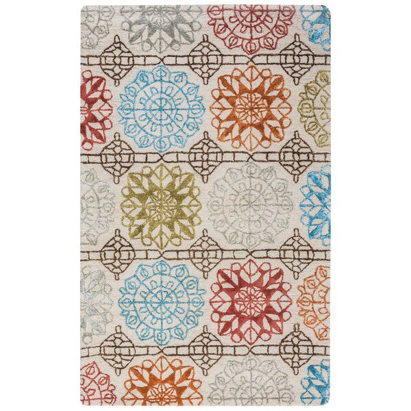 Buffalo Hand-Tufted Area Rug by Meridian Rugmakers