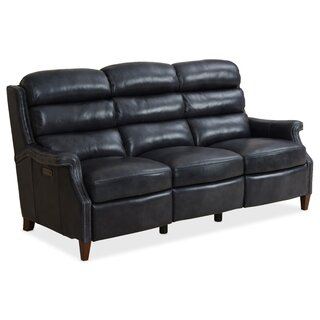 Allay Leather Reclining Sofa by Hooker Furniture SKU:BD941747 Description