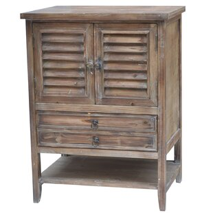 Jackson 2 Drawer Nightstand by Crestview Collection