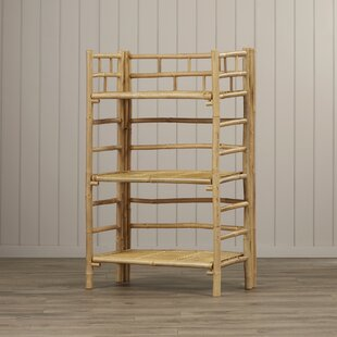 Best Deals Porter 3 Tier Etagere Bookcase By Bay Isle Home