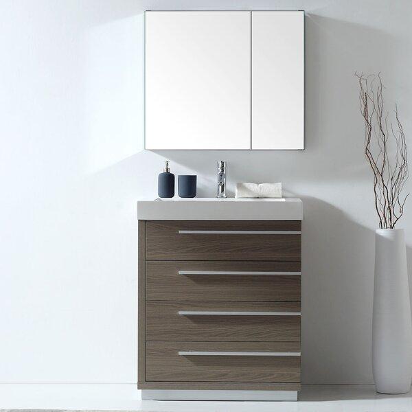 Copher 29 Single Bathroom Vanity Set with Mirror by Brayden Studio