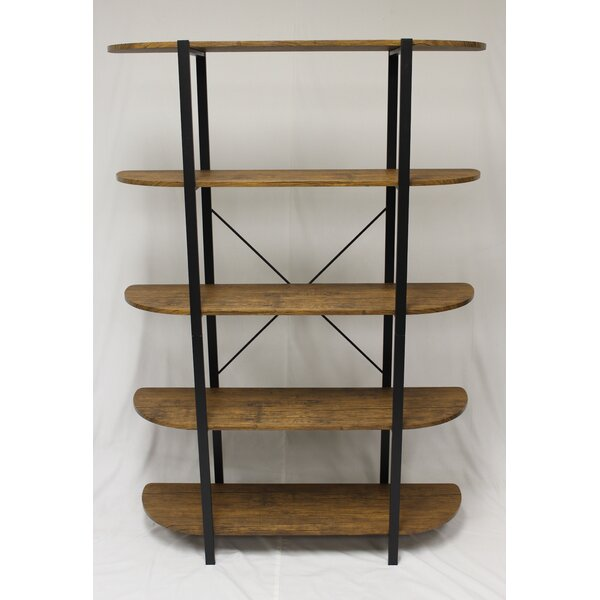 Pippa 4 Tier Etagere Bookcase by Ebern Designs