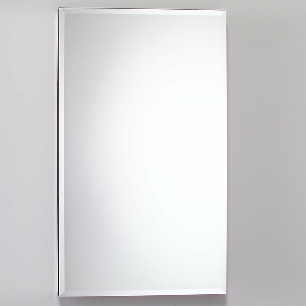 M Series 23.25 x 39.38 Recessed Medicine Cabinet by Robern