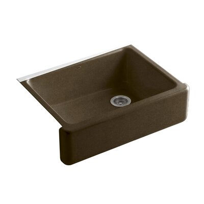 Kitchen Sink Single Bowl Tan 199 Product Photo
