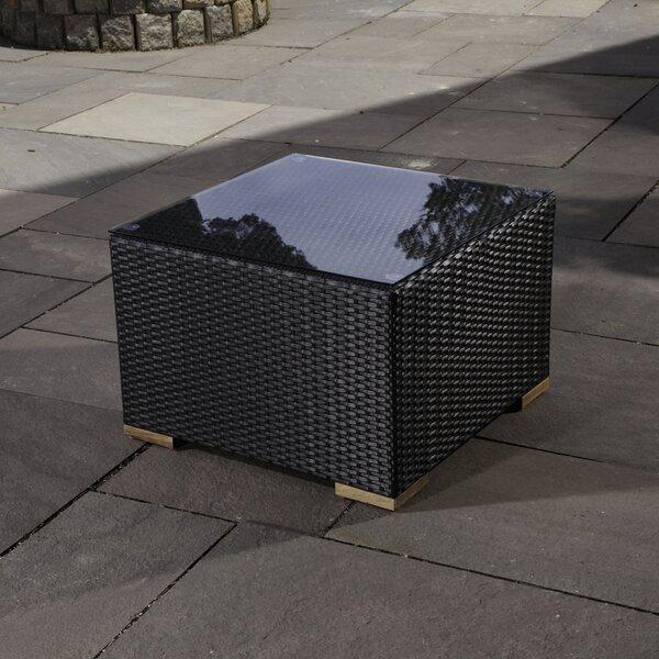 Salina Glass Side Table by Madbury Road