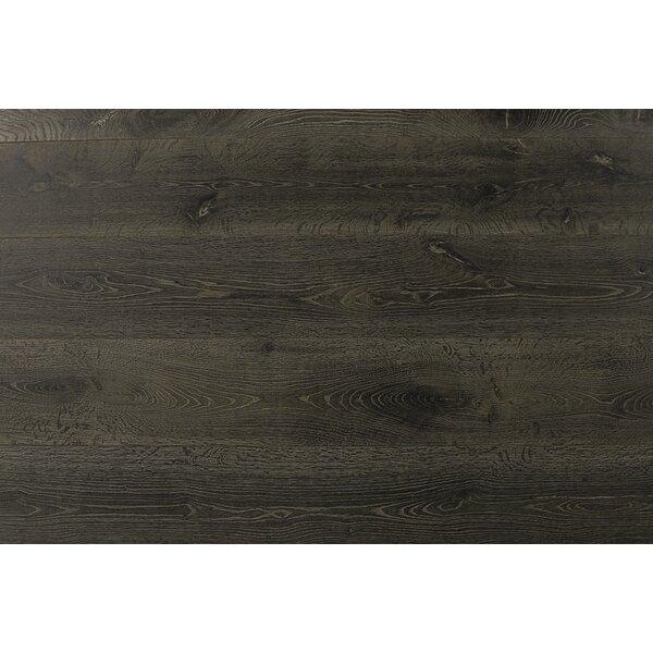 Aston 9.5 Engineered European Oak Hardwood Flooring in Belhaven Umber by Albero Valley