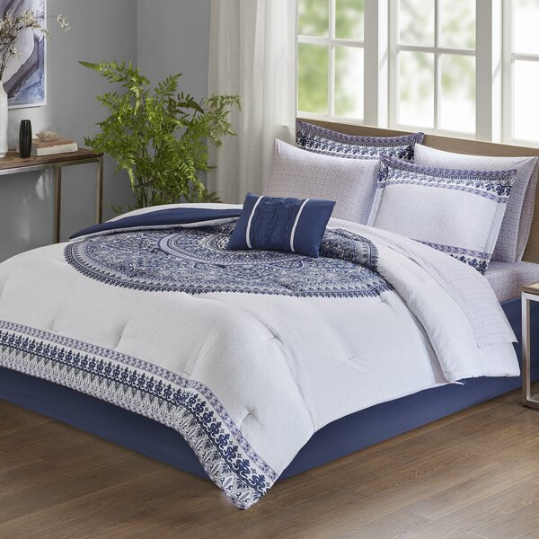 Vandervoort Comforter Set by Bungalow Rose