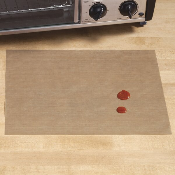 Non-Stick Toaster Oven Liner by Miles Kimball