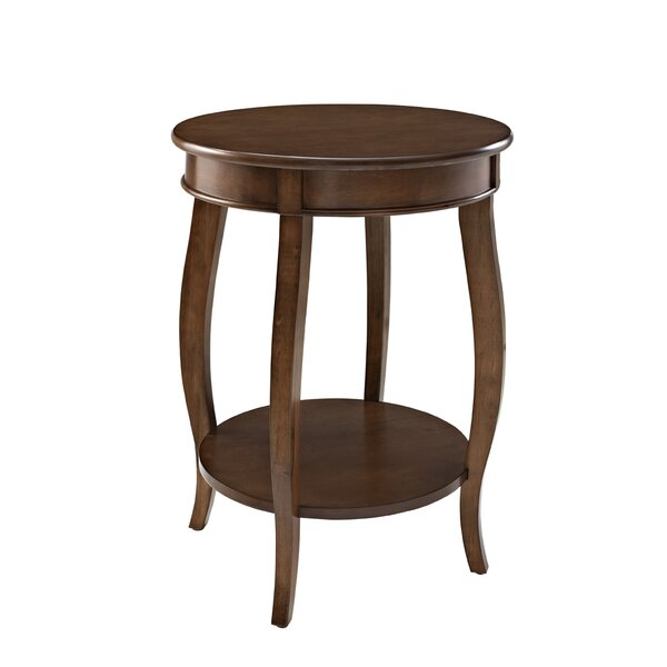 Kellie End Table by August Grove