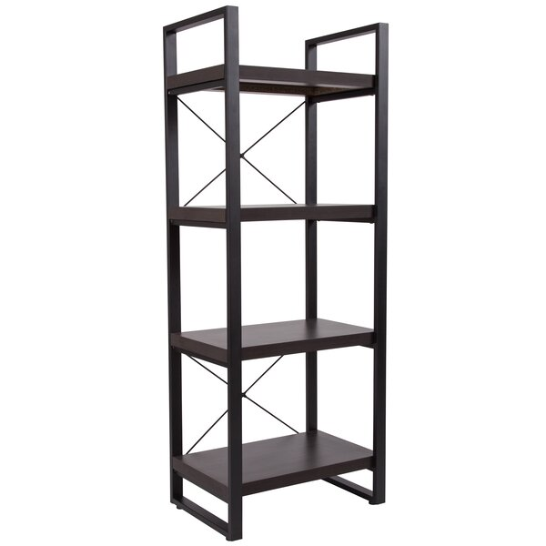 Glidewell Standard Bookcase by Ebern Designs