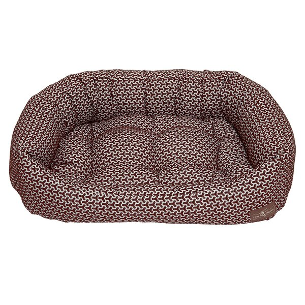 Premium Cotton Bolster Bed by Jax & Bones