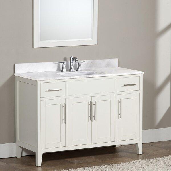 Bedelia 49 Single Bathroom Vanity Set by Latitude Run