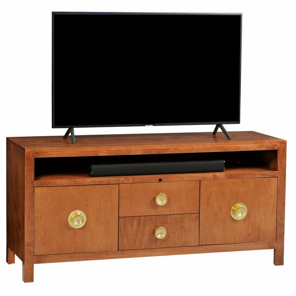 Montevia Solid Wood TV Stand for TVs up to 70