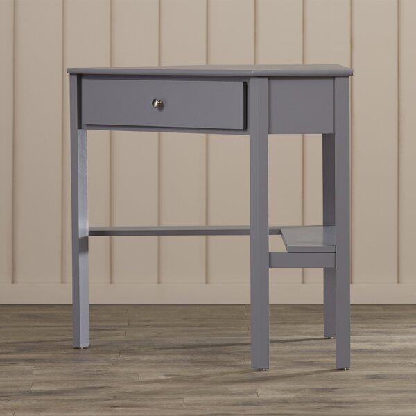 Charlton Home Byrne Corner Desk Amp Reviews Wayfair