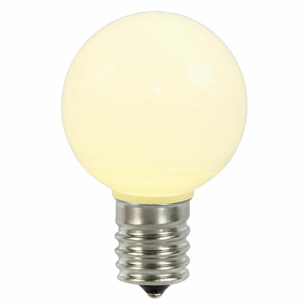 96W E17 LED Light Bulb (Set of 5) by Vickerman