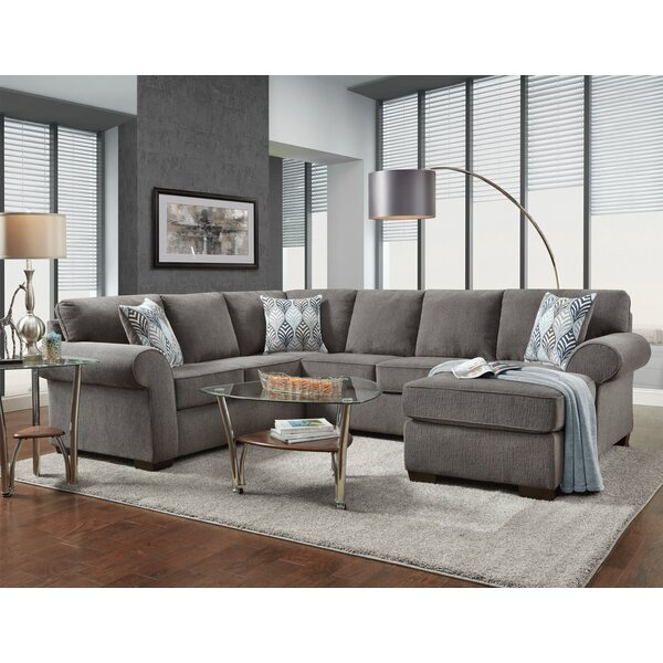 Edmundo Sectional by Darby Home Co