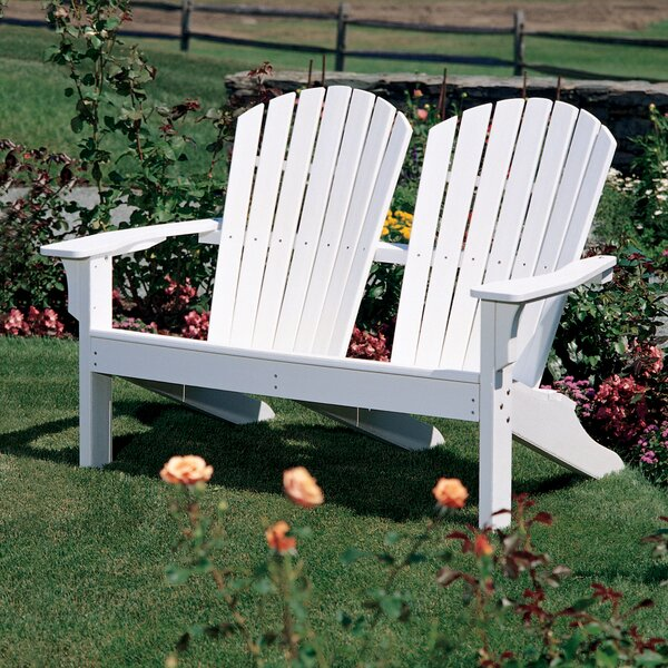 Adirondack Shell Wood Adirondack Chair by Seaside Casual