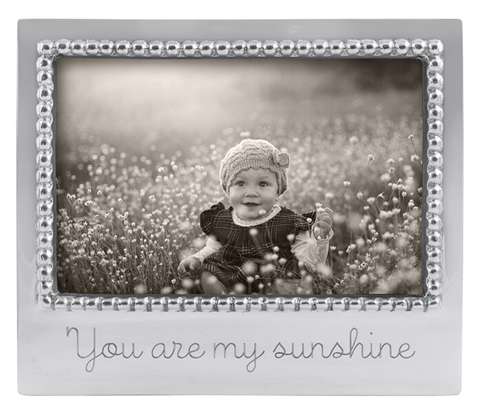 Mariposa Expressions You Are My Sunshine Picture Frame Wayfair