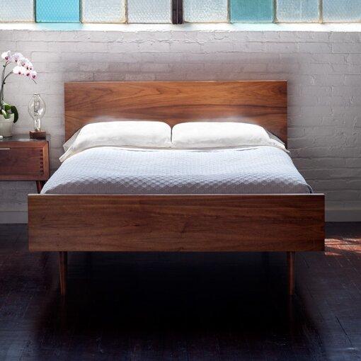 May Platform Bed by Miles & May