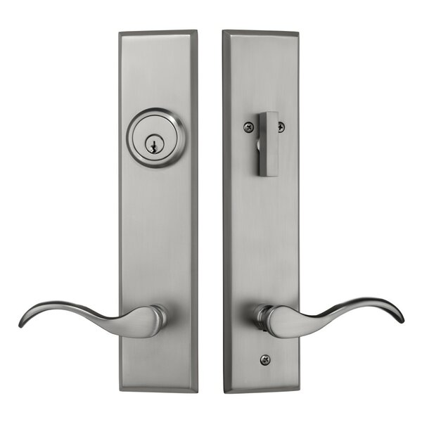 Verano Single Cylinder Handleset by Rockwell Security