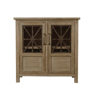 Shopping for Seaman Wood and Metal 2 Door Accent Cabinet ByMillwood Pines