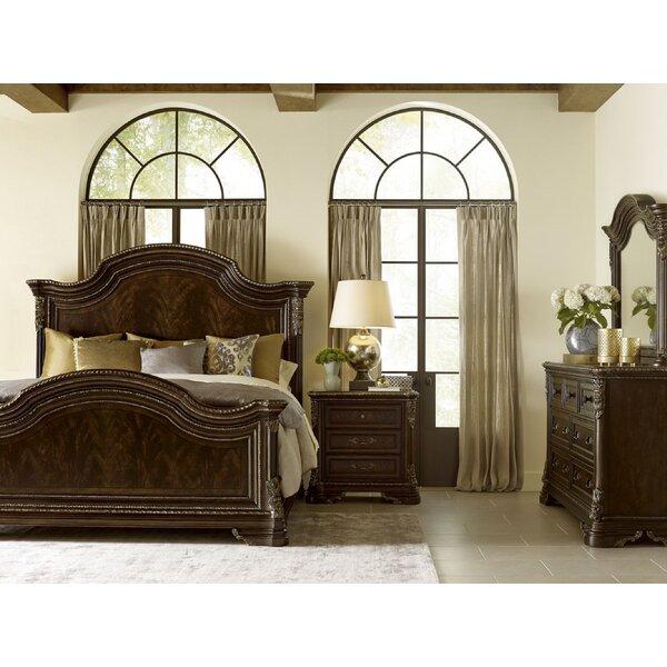 Hepburn Standard Bed by Astoria Grand