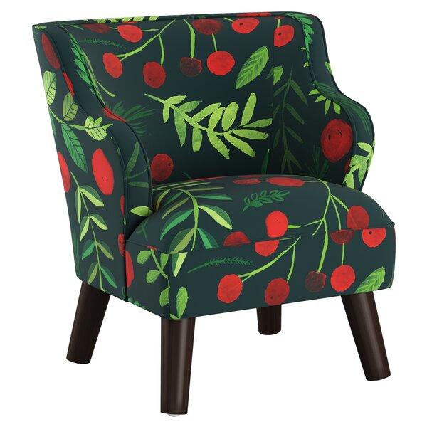 Alexis Modern Kids Club Chair by August Grove