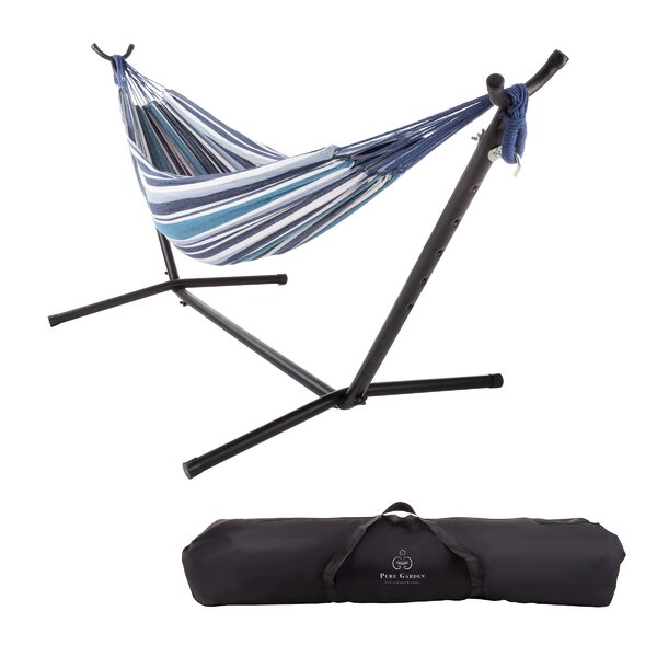 Rugeley Tree Hammock with Stand by Freeport Park
