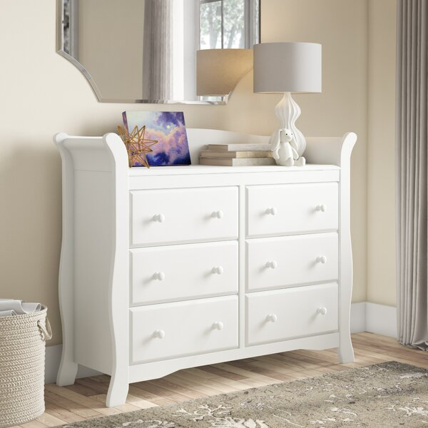 Avalon 6 Drawer Double Dresser By Storkcraft by Storkcraft Fresh