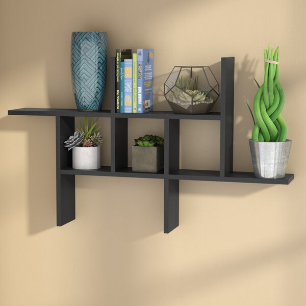 Pavo Cantilever Wall Shelf by Zipcode Design
