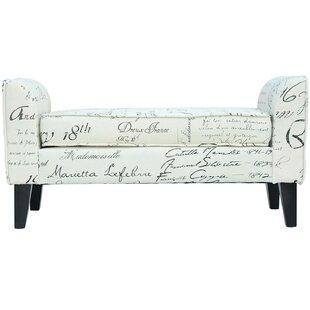 Order Upholstered Bench ByHomCom