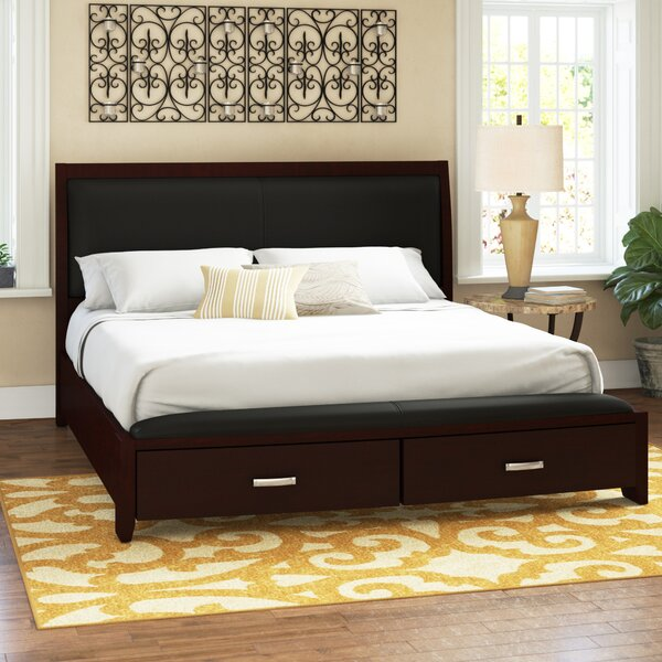 Rushmere Upholstered Storage Platform Bed by Latitude Run