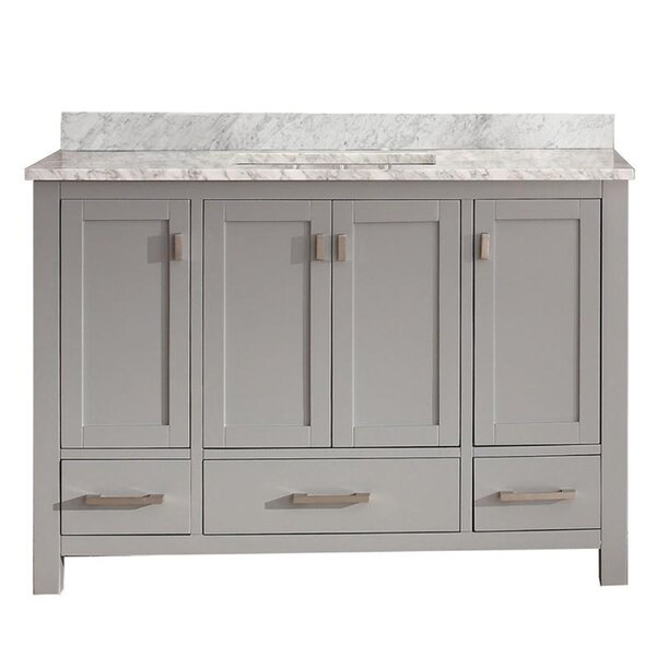 Kline 48 Single Bathroom Vanity Set