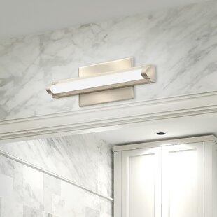 Compare & Buy Arrow 1-Light LED Bath Bar By Lithonia Lighting