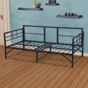 mcintosh easy set up metal daybed frame