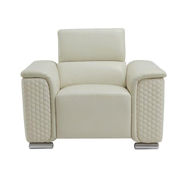 Mtamore Textured Armchair by Orren Ellis