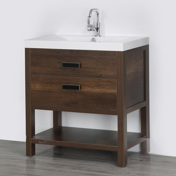 32 Single Bathroom Vanity Set by Streamline Bath