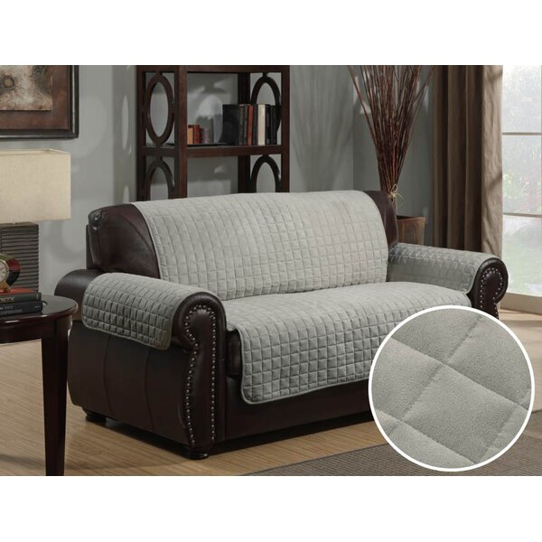 Super Box Cushion Loveseat Slipcover by LaCozee