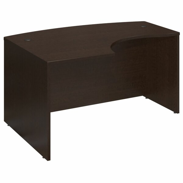 Series C Elite Left Hand Desk Shell by Bush Business Furniture