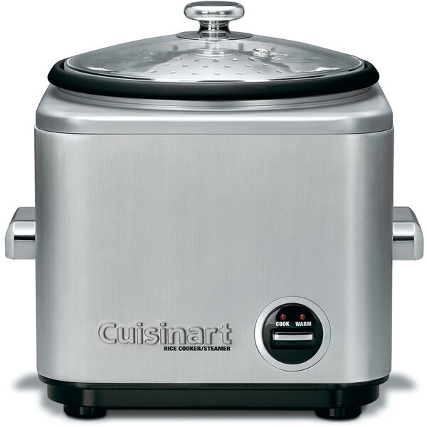 Rice Cooker & Steamer by Cuisinart