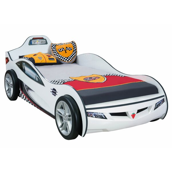 Kurtz Race Twin Car Bed by Zoomie Kids