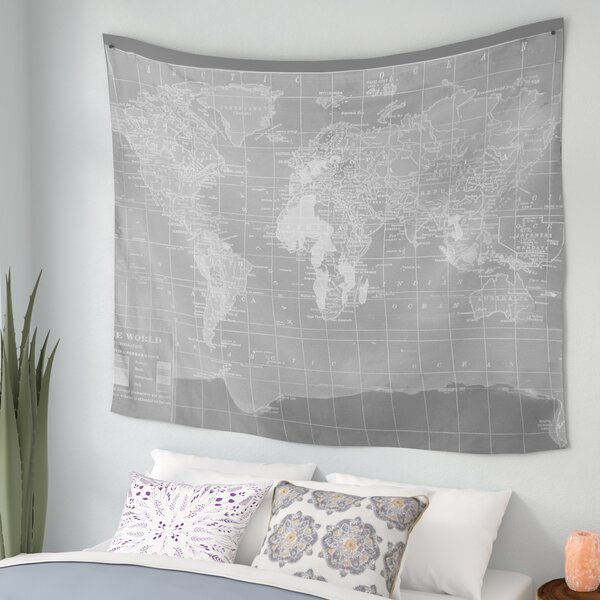 The Olde World by Catherine Holcombe Wall Tapestry by East Urban Home
