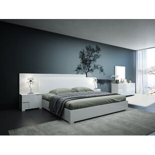 Parman Italian Queen Platform 5 Piece Bedroom Set By Orren Ellis