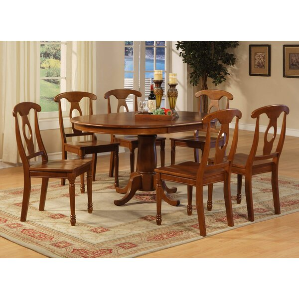 Stella 7 Piece Extendable Dining Set by Darby Home Co Darby Home Co