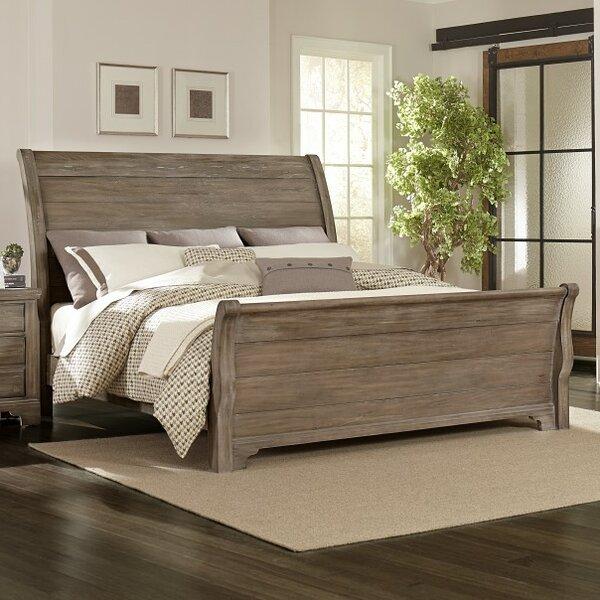 Brookhill Sleigh Bed by Birch Lane™ Heritage