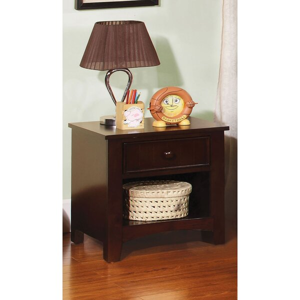 Eliora 1 Drawer Nightstand by Red Barrel Studio